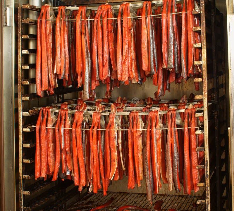 saumons fumés image libre de droits