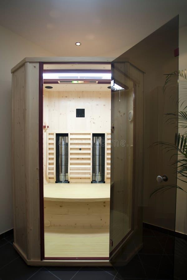 Sauna lizenzfreie stockbilder