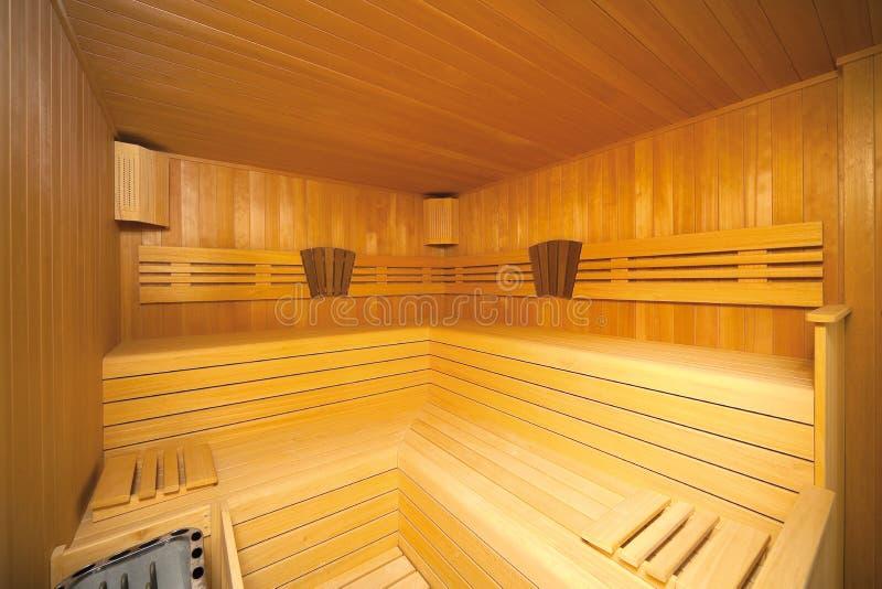 Sauna lizenzfreies stockbild