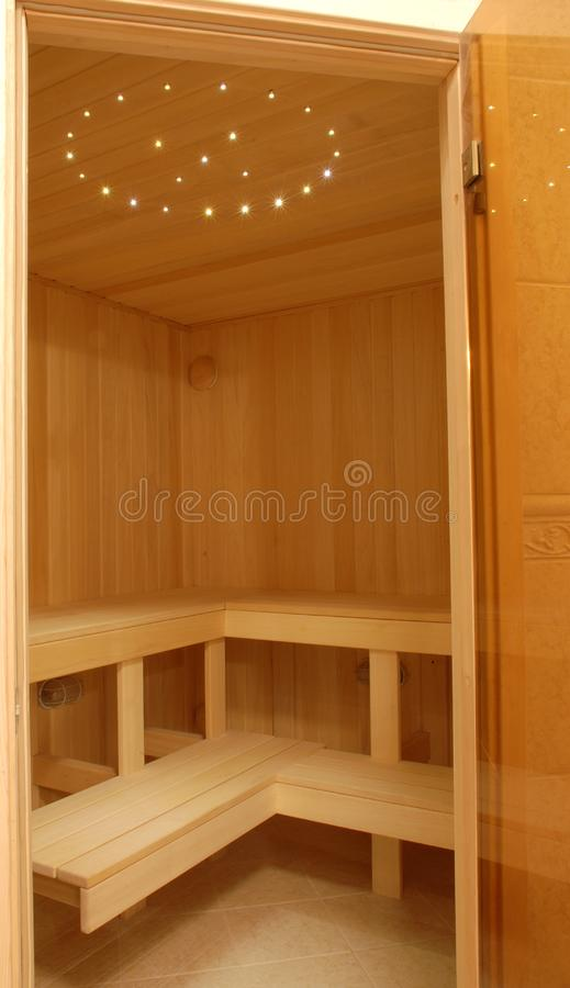 Sauna Free Stock Photography