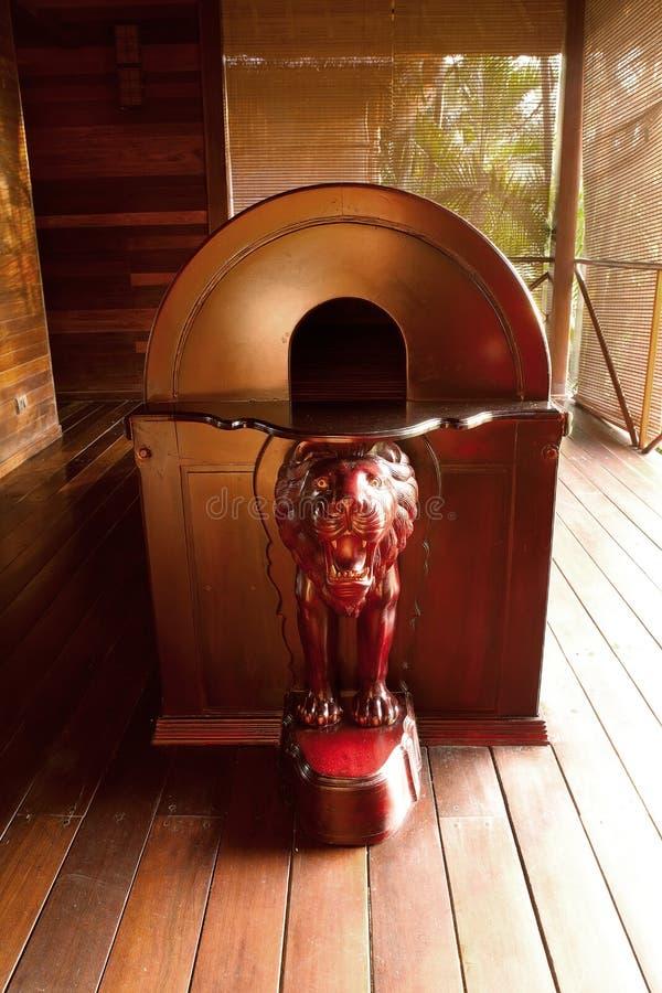 Sauna d'Ayurveda images stock