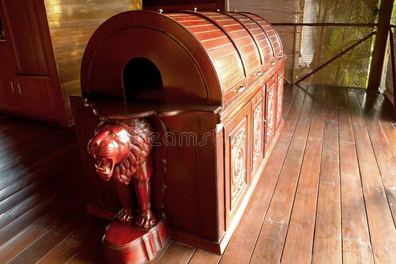 Sauna de Ayurveda imagens de stock royalty free
