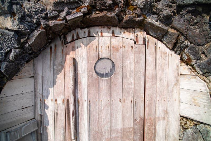 Sauna in montagna fotografie stock libere da diritti