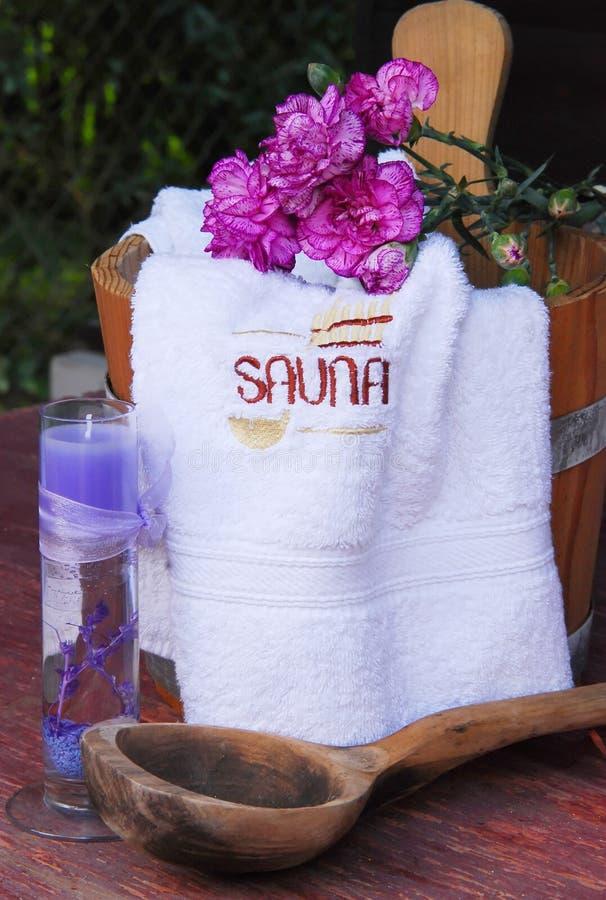 Download Sauna still-life stock image. Image of essential, sauna - 6373215