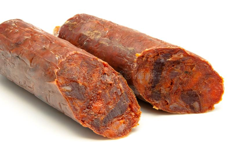 Download Sausage stock image. Image of gastronomy, spanish, meat - 26988157