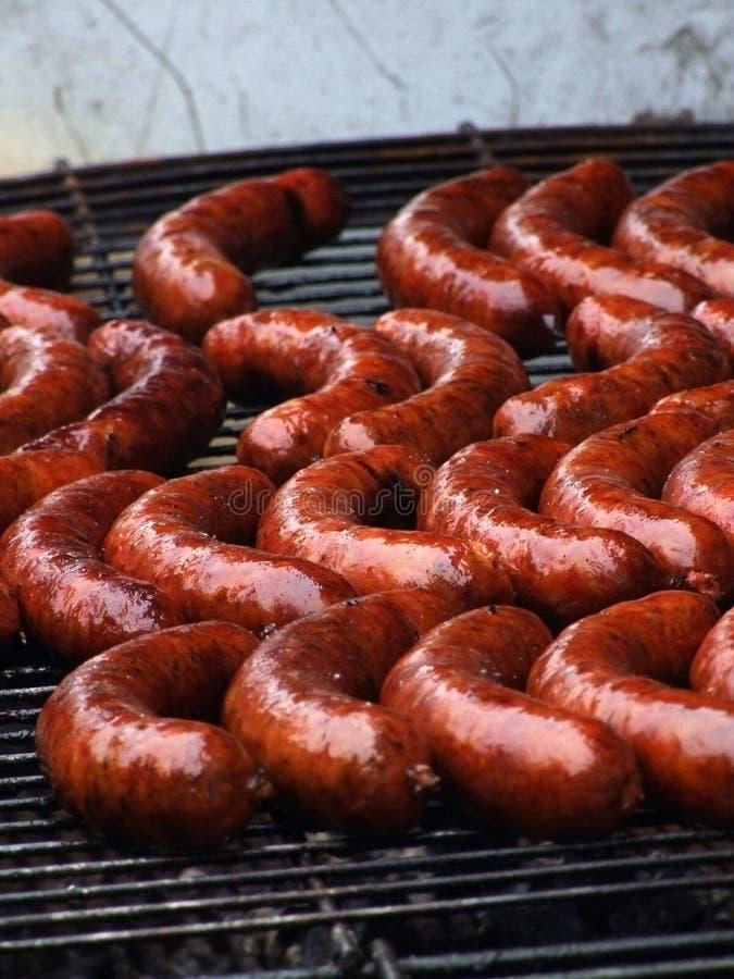 Free Sausage Royalty Free Stock Photo - 9005615