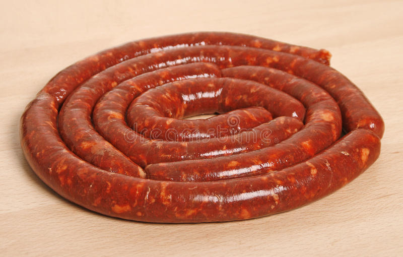Download Sausage stock photo. Image of meat, coking, beef, food - 39082540