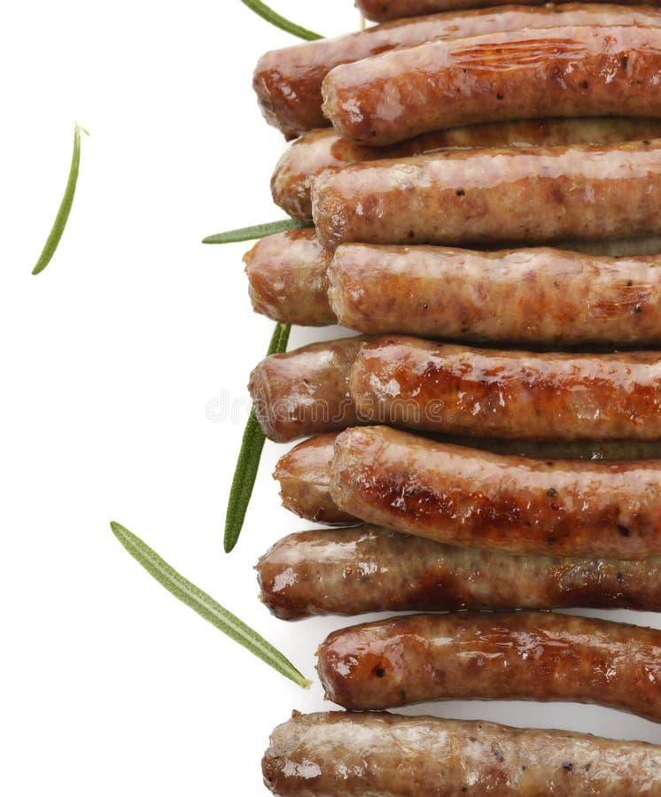 Sausage Links royalty free stock image