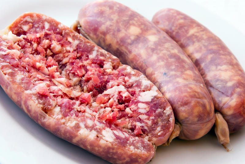 Download Sausages stock image. Image of dinner, cooking, taste - 23700005