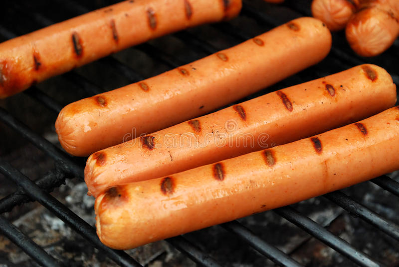 Download Sausages Royalty Free Stock Photos - Image: 25787888