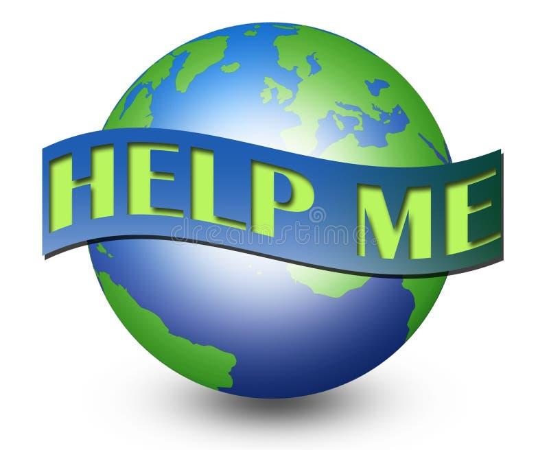 Sauvez le clipart (images graphiques) de la terre de planète illustration libre de droits