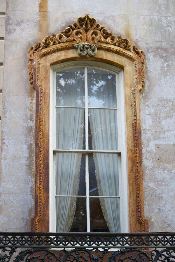 Savana della finestra 1 immagini stock