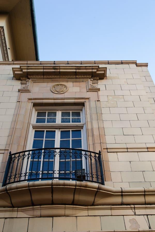 Savannah Architecture fotografie stock