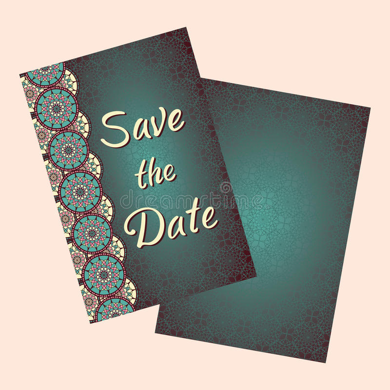 Save the date. stock photography