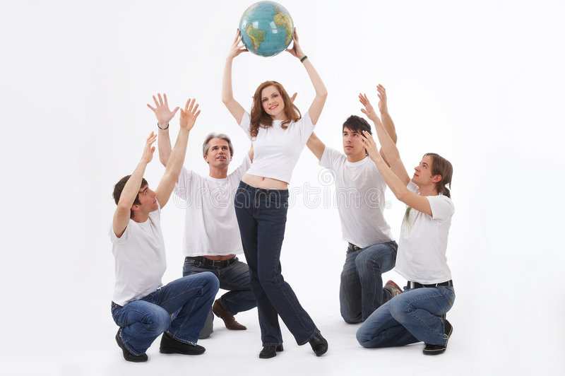 Download Save The Earth Royalty Free Stock Photo - Image: 2482605