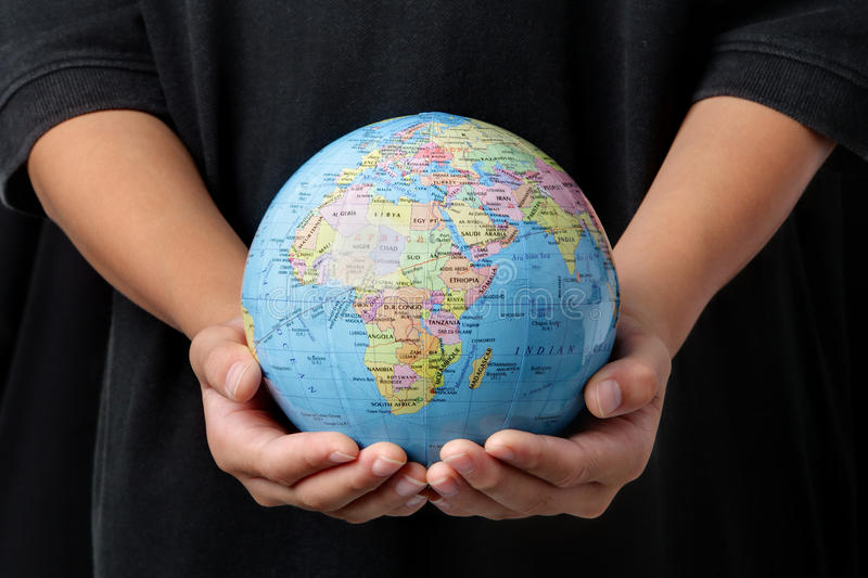 Download Save The Earth Stock Photo - Image: 26858490