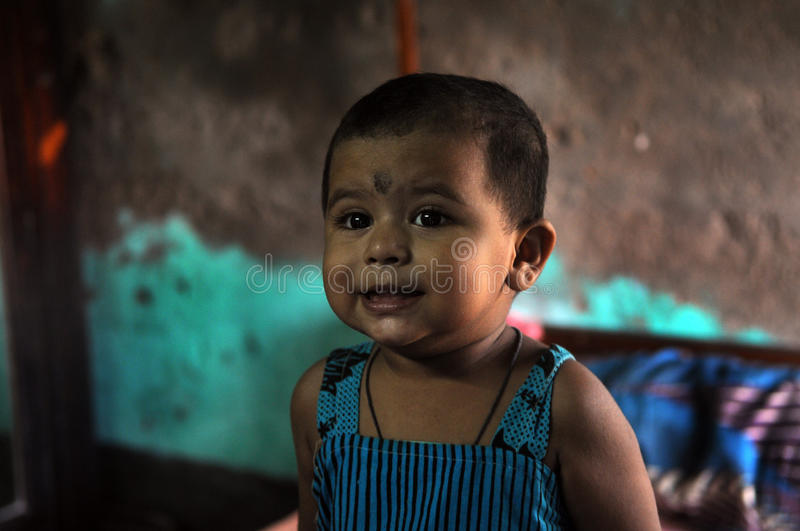 Download Save Girl Child Editorial Stock Image - Image: 25428069