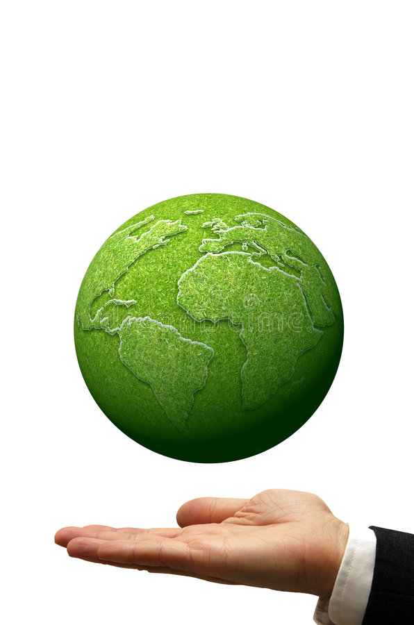 Download Save our earth stock image. Image of sphere, ecology, globe - 3305641