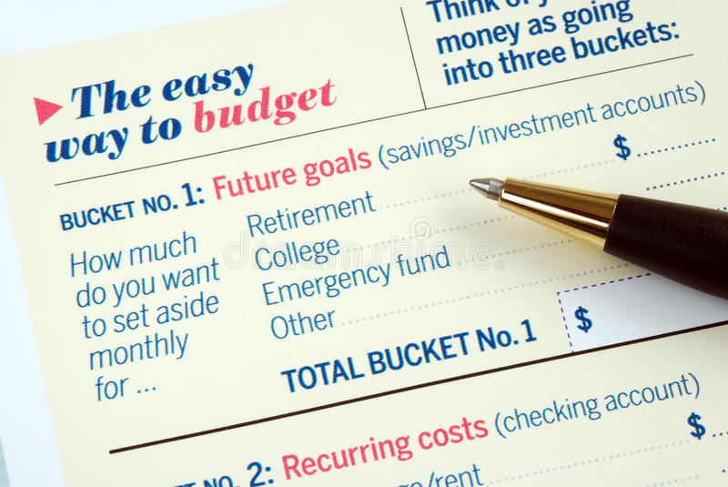 Download Save Some Money For College, Retirement, Etc. Stock Image - Image: 13685469