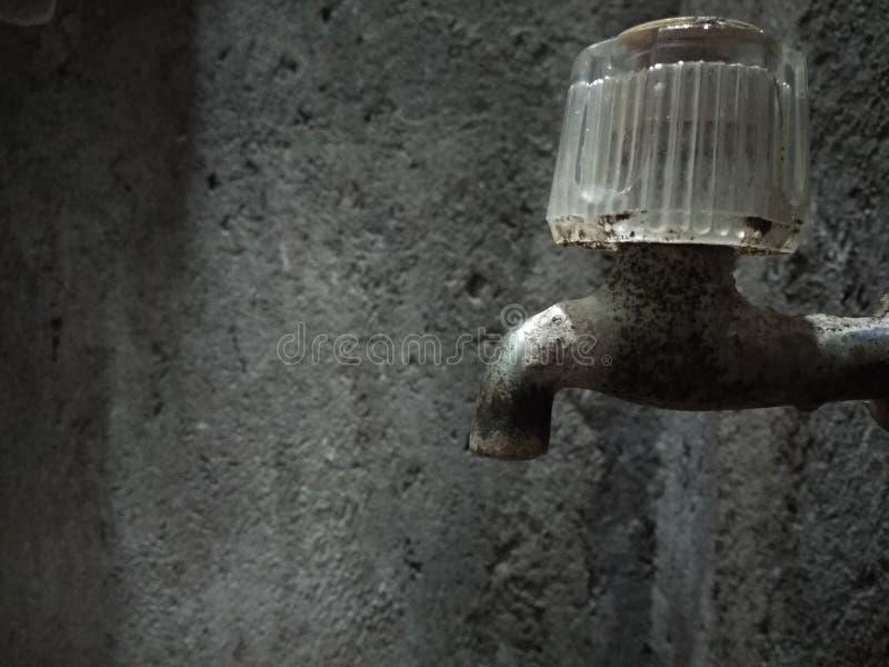 Save water save life stock image