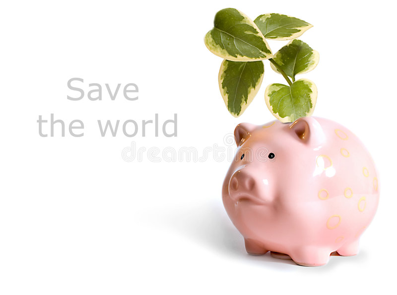 Download Save the World stock image. Image of floral, global, environment - 6652013
