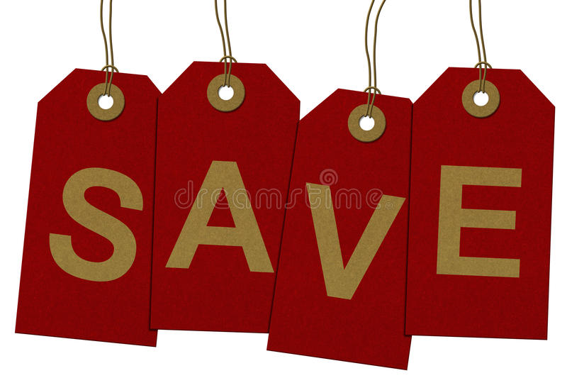 Download Save on your purchases stock illustration. Illustration of special - 28693979