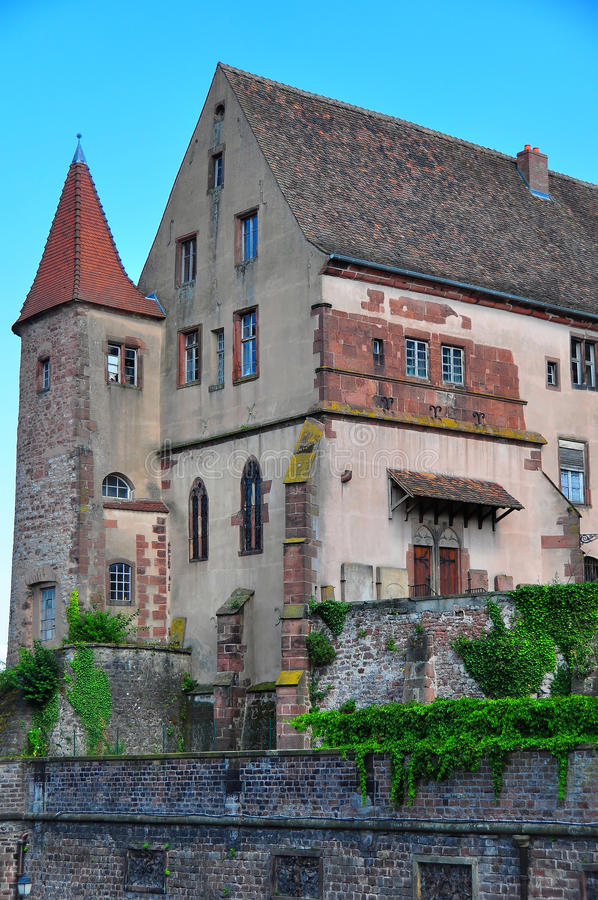 Download Saverne View stock image. Image of saverne, town, city - 10468269