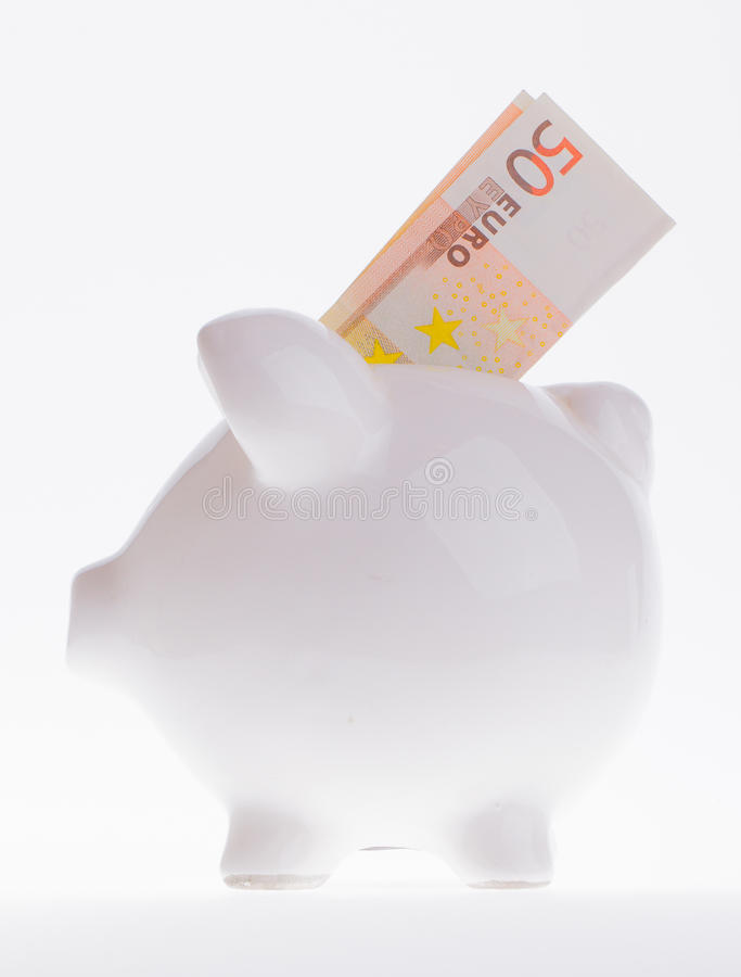 Download Saving fifty euro stock photo. Image of euro, inflation - 25094192