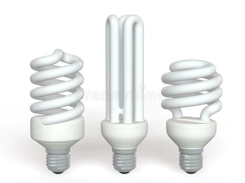 Download Saving lamps stock illustration. Image of luminous, transparent - 26901451