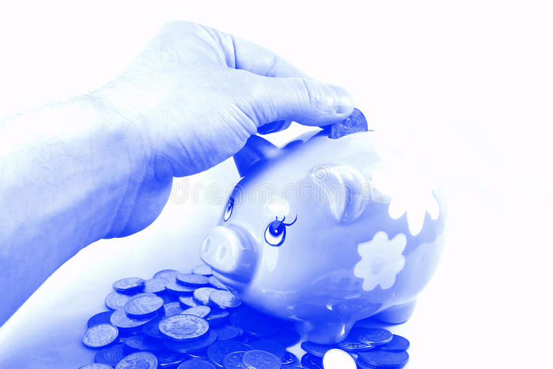 Download Saving money stock image. Image of business, accounting - 11999467