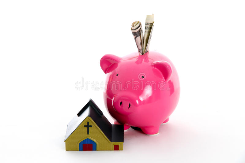 Download Saving Money stock image. Image of dream, saving, college - 24593583