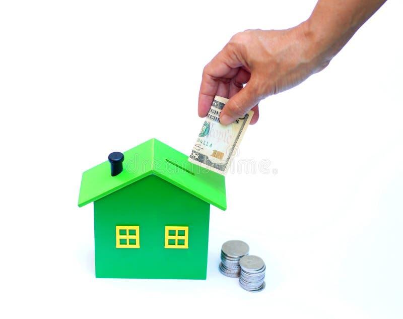 Saving money for house