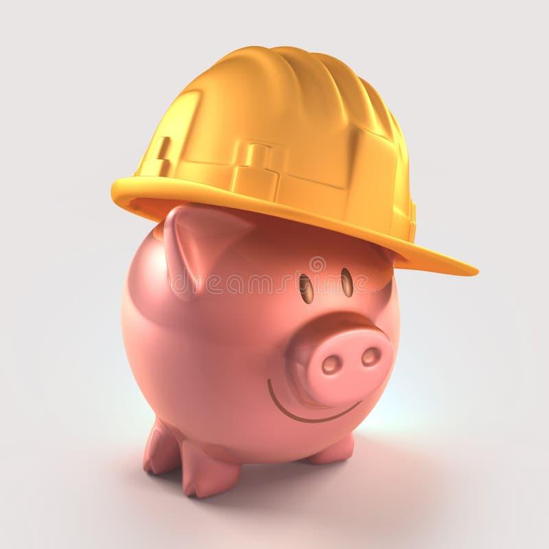 Download Saving Money stock illustration. Illustration of safe - 37030953