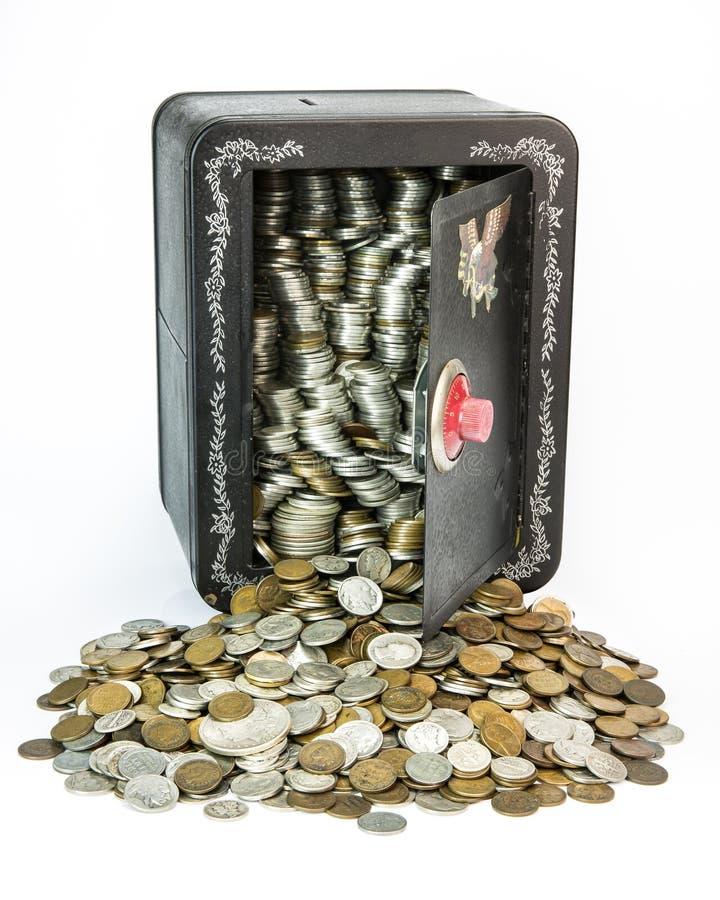 Free Savings Back Royalty Free Stock Photos - 28405198