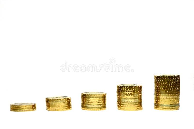 Savings growth royalty free stock photography