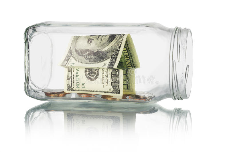 Savings and investment royalty free stock image