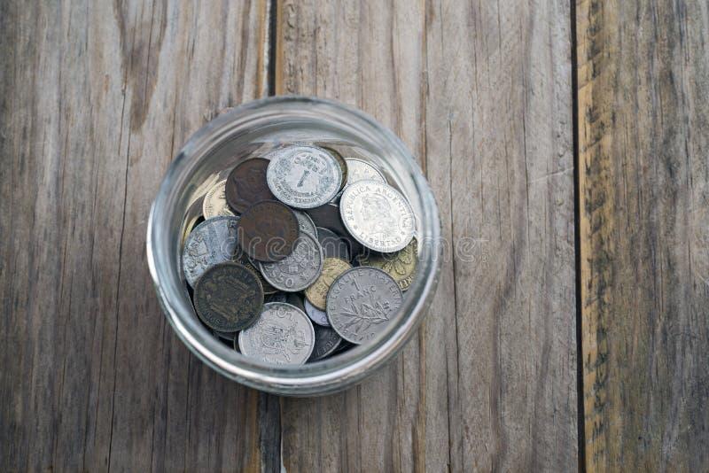 Download Savings jar stock image. Image of selective, abundance - 36871153
