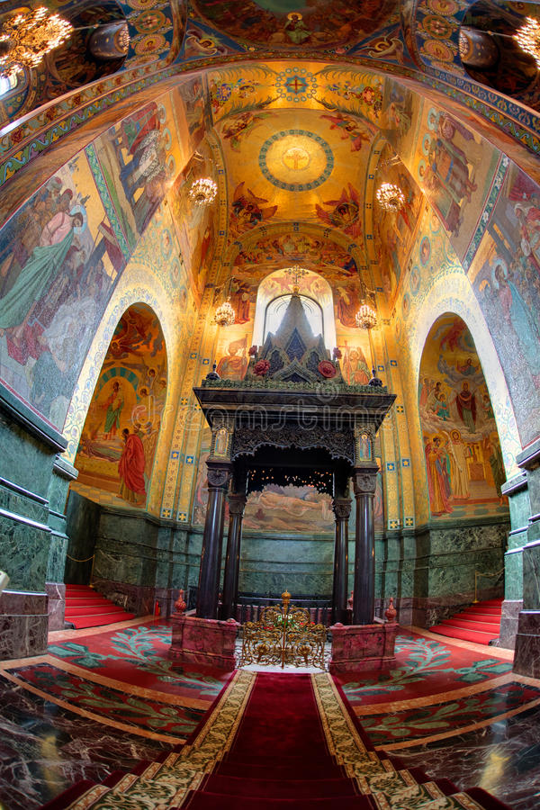savior εκκλησιών αίματος στοκ εικόνα με δικαίωμα ελεύθερης χρήσης