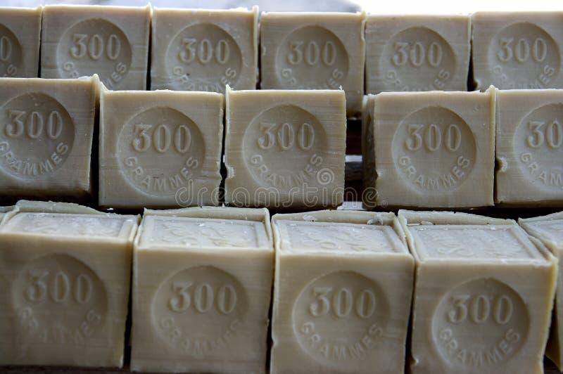 savon de марселя стоковое изображение