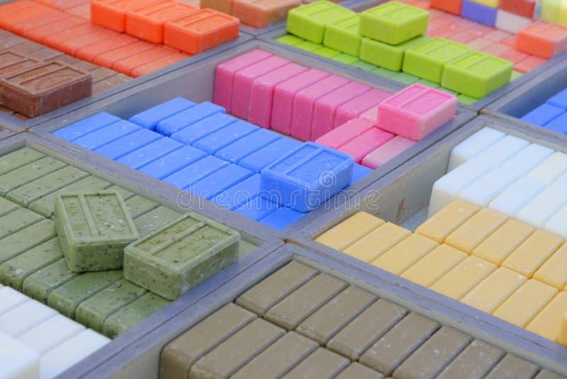 savon de марселя стоковая фотография rf