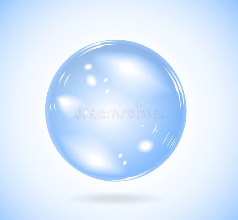 Savon de bulle illustration stock