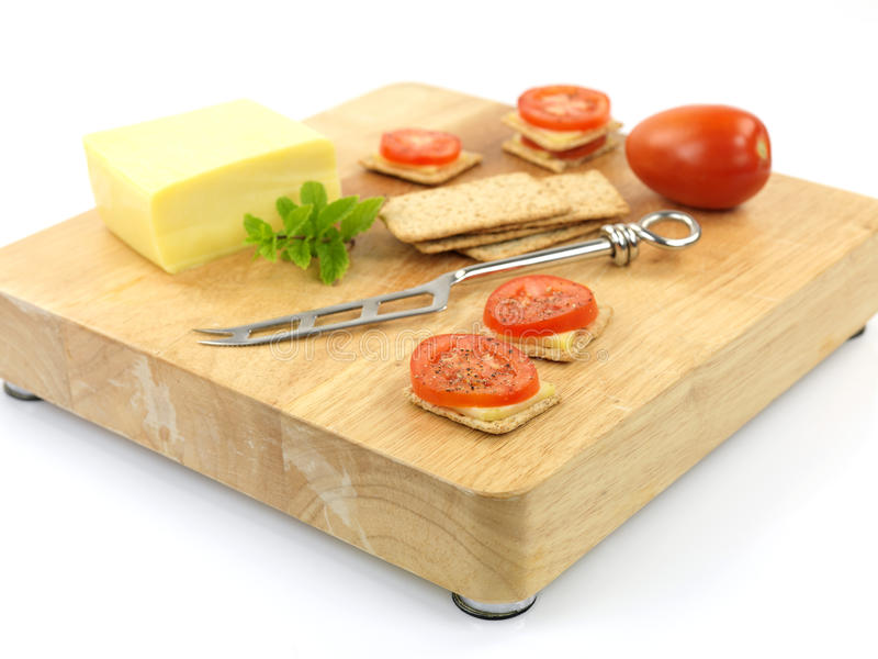 Download Savory Snacks stock photo. Image of cutout, whole, board - 13054424