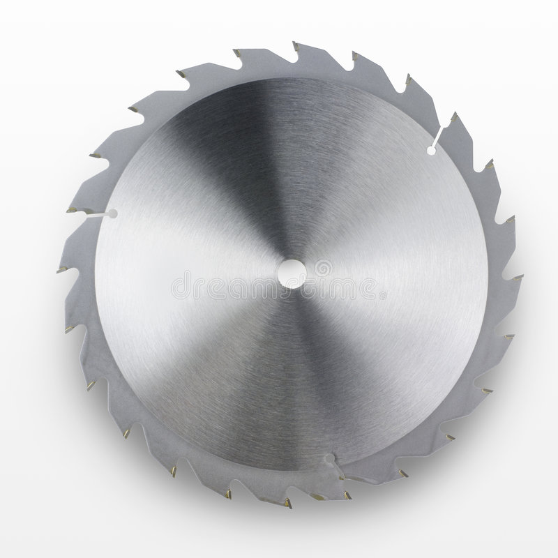 Free Saw Blade Royalty Free Stock Image - 7116346