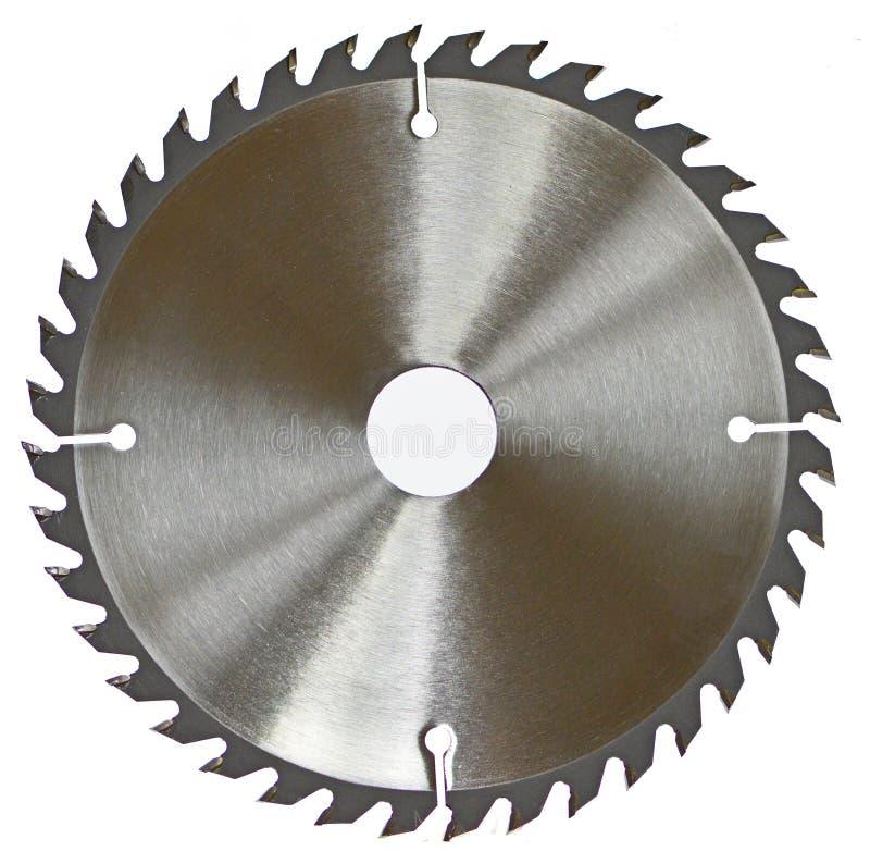 Saw blade stock image