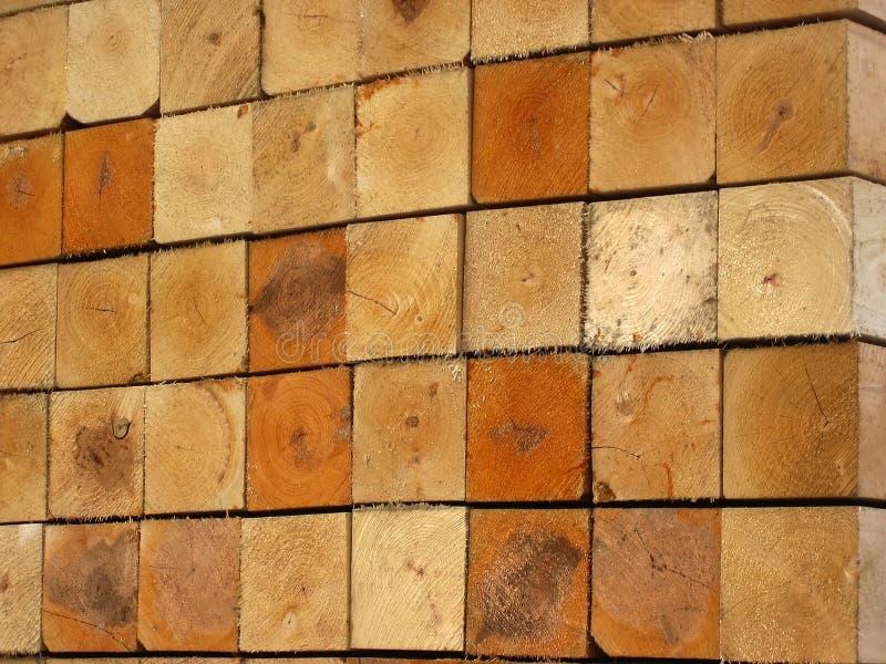 Saw-timber. stock photography