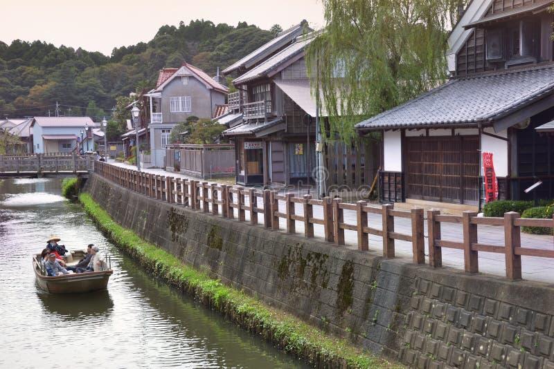 SAWARA在日本- 2016年10月 库存照片