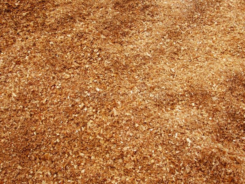 sawdust royaltyfria foton