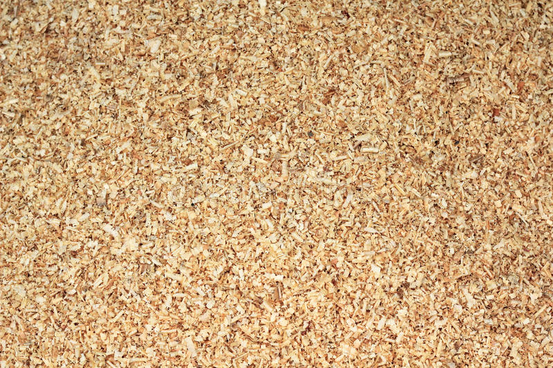 Sawdust Background Royalty Free Stock Images