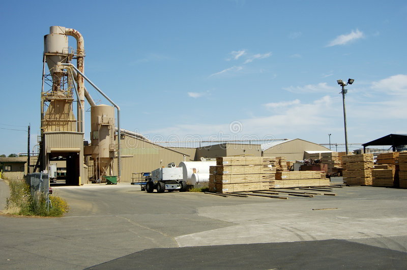 Download Sawmill 6 Stock Photography - Image: 1178342