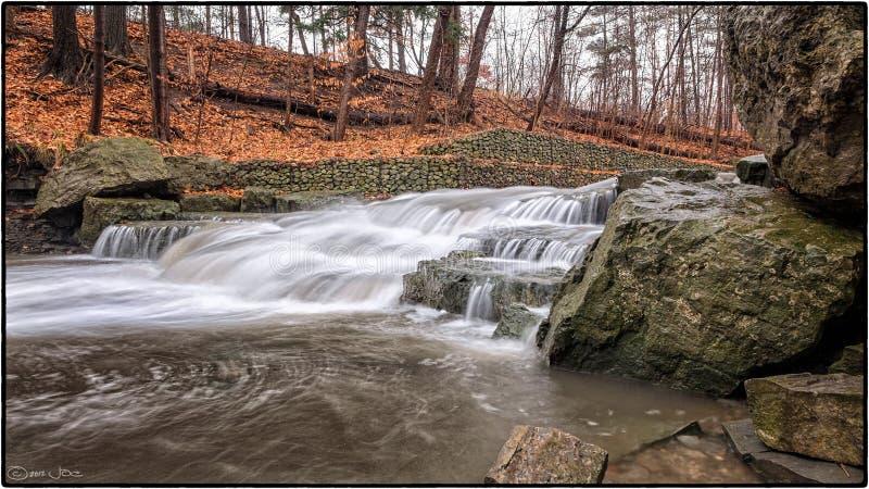 Sawmill Creek, Mississauga stock photography